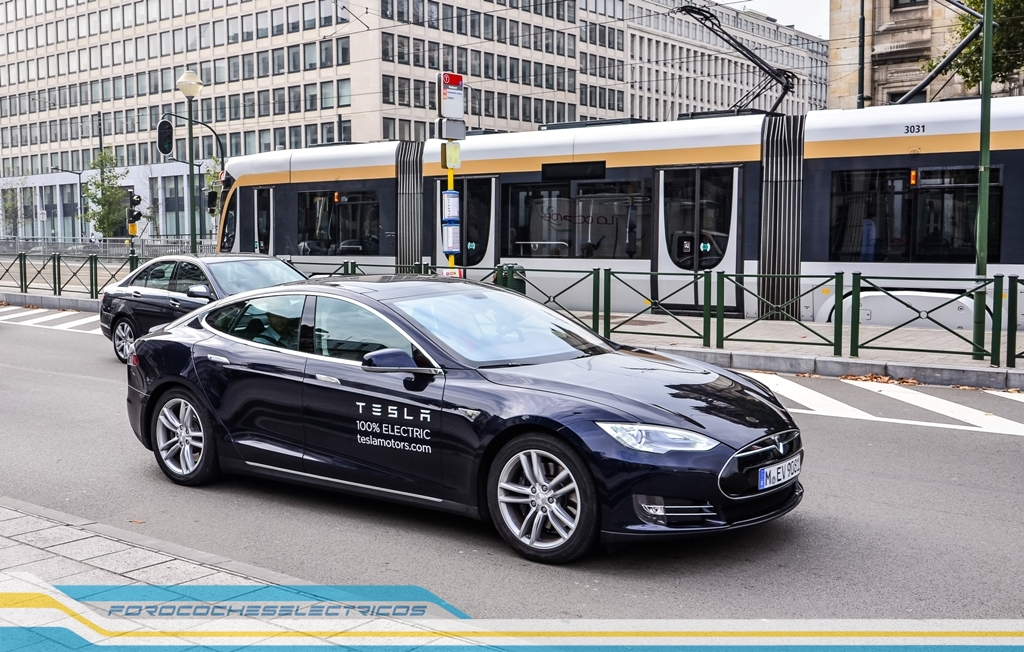 Prueba Tesla Model S 27