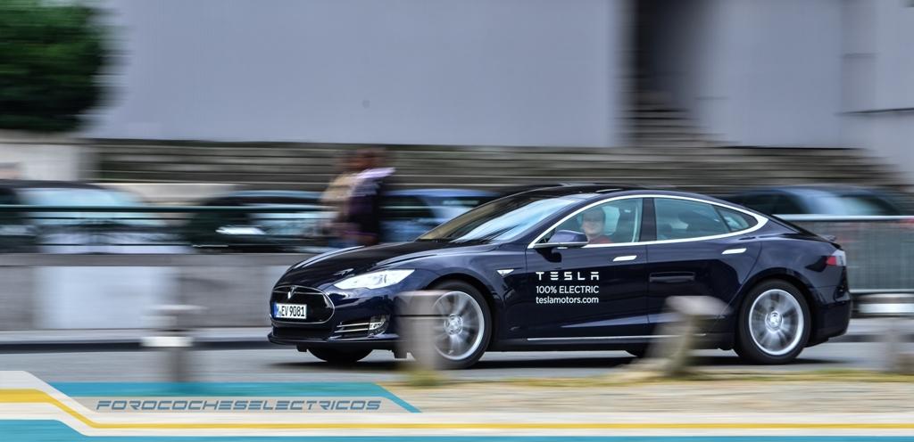 Prueba Tesla Model S 43