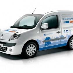 Proyecto FREVUE, reparto de mercancías en los centros urbanos con furgonetas eléctricas