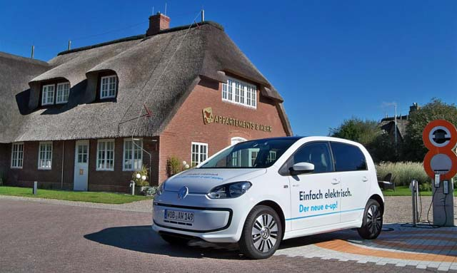 volkswagen e-up electrico