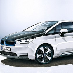 El BMW i5 podría ser un todocamino con extensor de autonomía de pila de combustible de hidrógeno