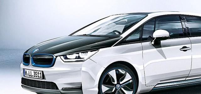 Un BMW i5 a hidrógeno podría estar en preparación