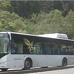 El autobús eléctrico de BYD supera las cifras de autonomía oficiales en las pruebas