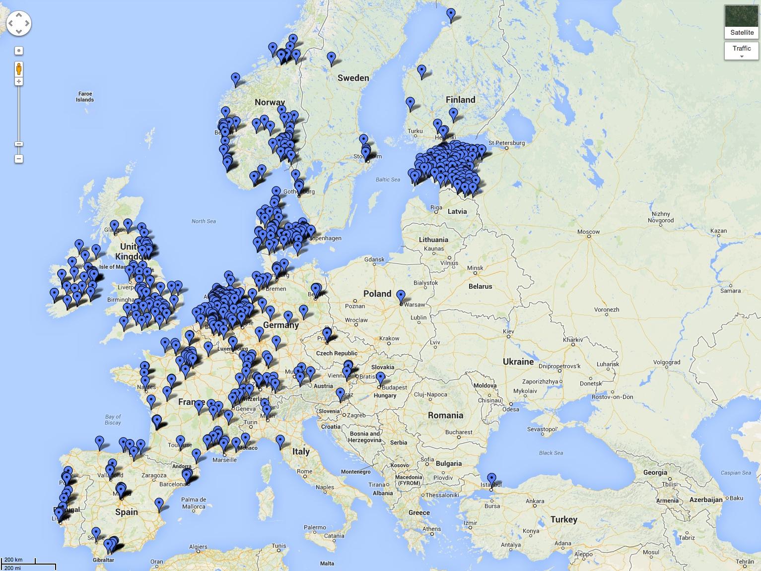 chademos-europe-map