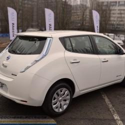 El Nissan LEAF por 15.900 euros, sólo este mes