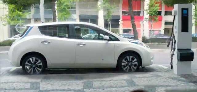 Este domingo Nissan nos mostrará los beneficios del coche eléctrico en Barcelona