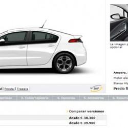 El curioso caso de los Opel Ampera de ocasión