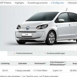 El Volkswagen e-Up ya está a la venta