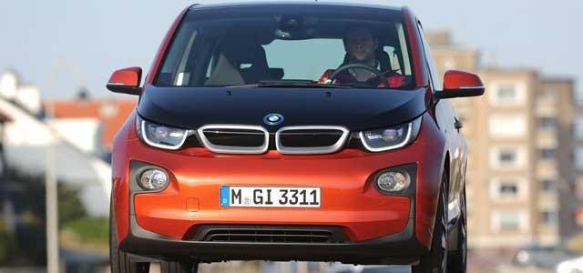 La semana i3. Se presenta el primer eléctrico de BMW en España