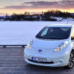 Nissan LEAF: ficha técnica