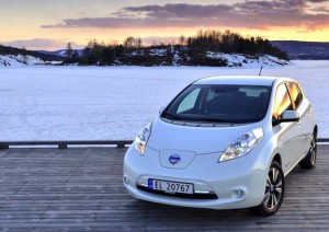 nissan-leaf-norway-sales