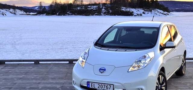 Nissan LEAF 2013: ficha técnica