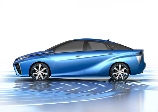 Toyota-fcv-a-hidrógeno