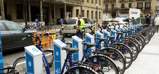 El bici sharing de Madrid será con bicicletas eléctricas