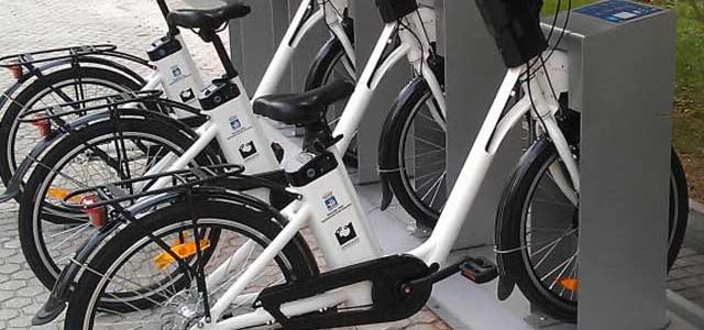 Barcelona se suma a las ciudades con un servicio de alquiler de bicicletas eléctricas