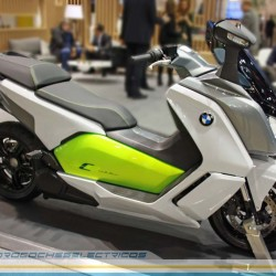 La BMW C Evolution llegará en abril con un precio desde 14.000 euros