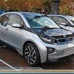 BMW i3: ficha técnica