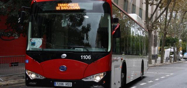 El autobús eléctrico de BYD logra 325 kilómetros de autonomía con una sola carga