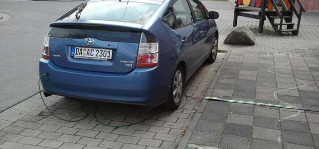 Kit de ZEVNA. Convierte tu Toyota Prius en enchufable