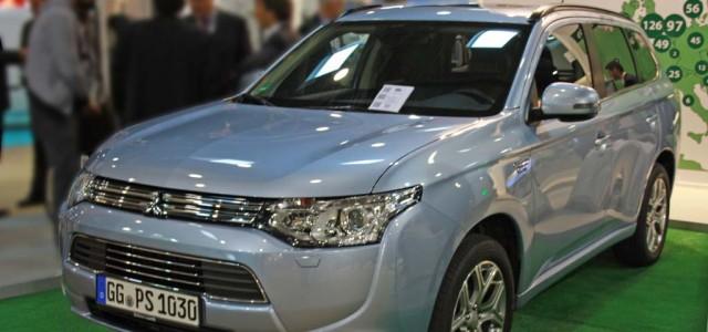 Se disparan las ventas del Mitsubishi Outlander PHEV en Europa