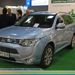 Mitsubishi Outlander PHEV: ficha técnica