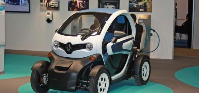 Nuevo sistema de alquiler de baterías para el Renault Twizy