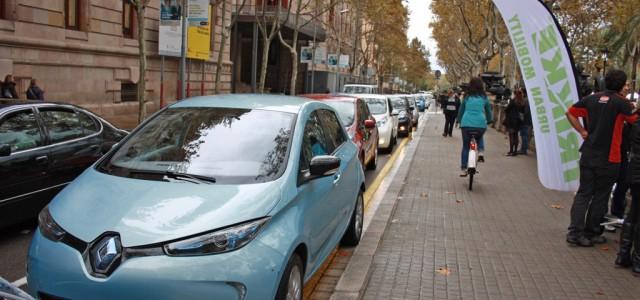 Barcelona y Renault se alían para dar un impulso al coche eléctrico