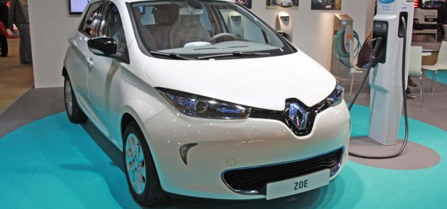 Renault ZOE: ficha técnica