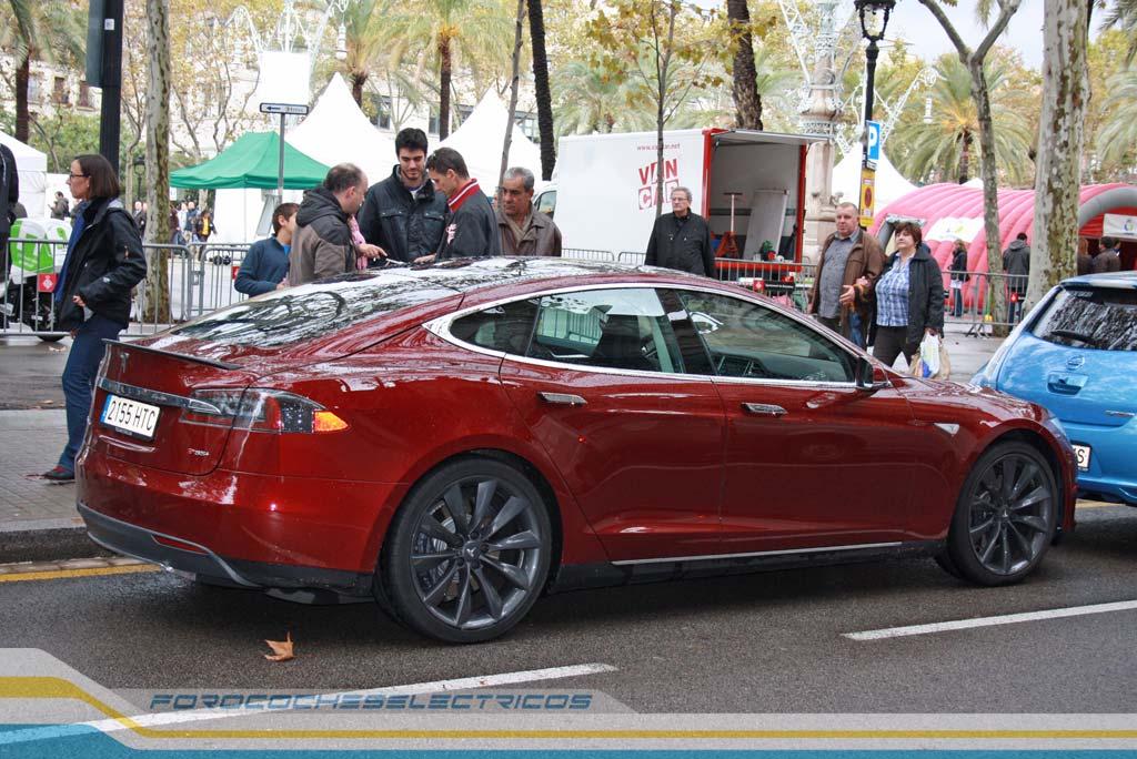 El Model S y el Roadster serán dos de los atractivos de este encuentro