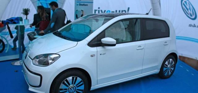 Toma de contacto con el Volkswagen e-Up