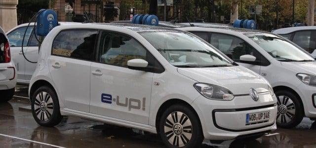 Volkswagen e-Up: ficha técnica