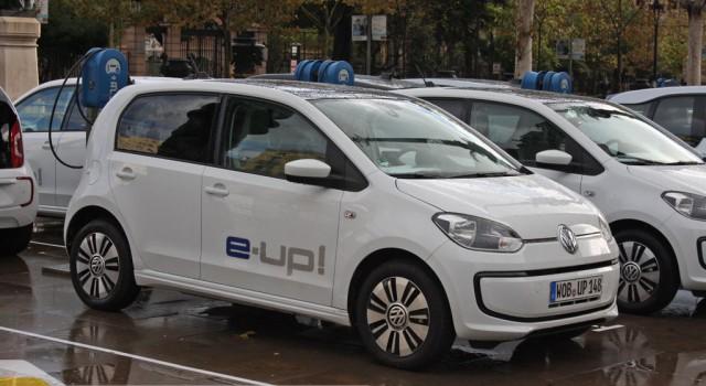 El 78% de los Volkswagen Up vendidos en Noruega han sido eléctricos