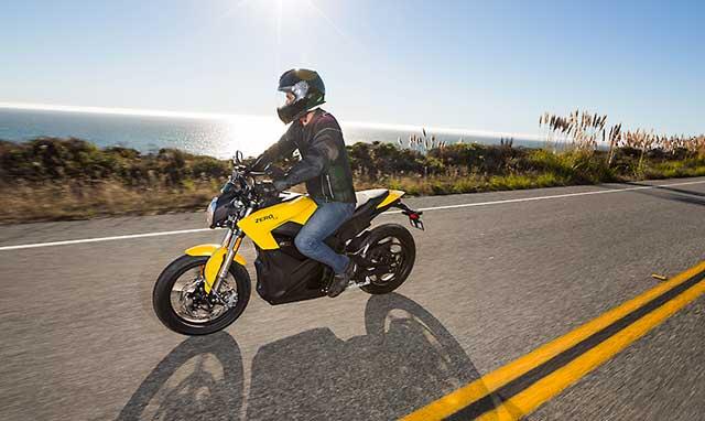 2014 de Zero Motorcycles