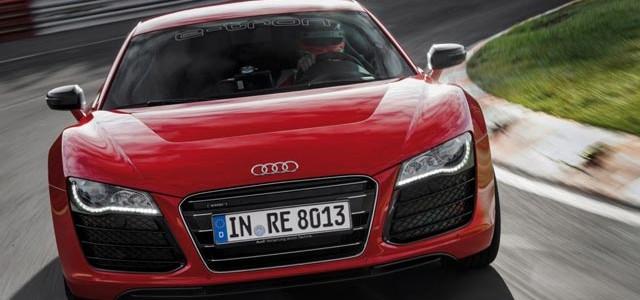 El Audi R8 eléctrico llegará en 2015. Una versión híbrida enchufable podría unirse a la oferta