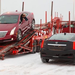 Empieza la distribución del Cadillac ELR