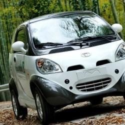Kandi se alia con Alibaba, Uber y ZTE para poner en marcha un sistema de coches eléctricos conectados