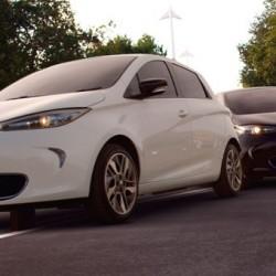 El car sharing eléctrico inunda las calles de Madrid. Así competirán Car2go, emov y Zity
