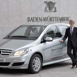 Para Daimler, el hidrógeno no estará a la altura al menos hasta dentro de una década