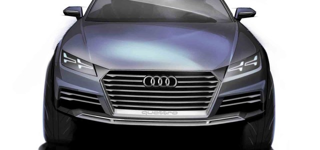 Confirmado el Audi A6 e-Tron