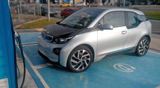 La autonomía real del BMW i3