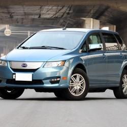 BYD entrega en China 10.000 coches eléctricos en diciembre