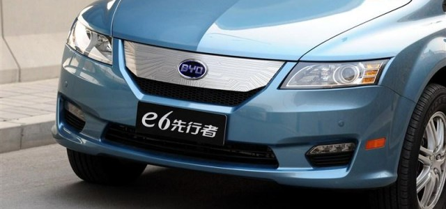 BYD E6, precio y características