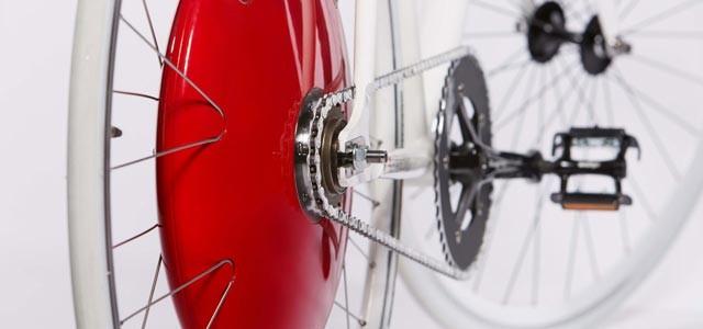 La Copenhagen Wheel ya está disponible. Electrifica tu bicicleta en segundos, y por un precio razonable