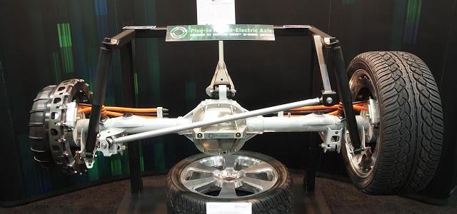 Volkswagen y Protean trabajan juntos en los motores eléctricos en rueda
