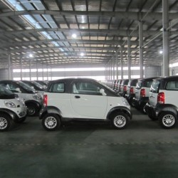China sigue incrementando sin parar sus ventas de coches eléctricos. 44.000 unidades en junio