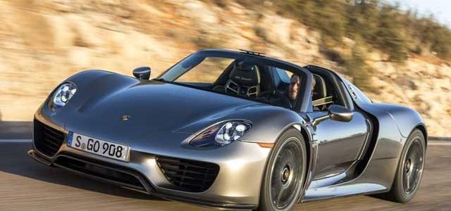 Para el jefe de Porsche, un eléctrico debe tener al menos 300 kilómetros de autonomía