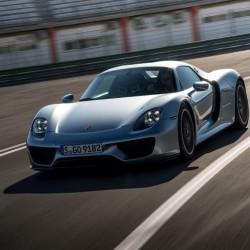 Se vende el último Porsche 918 Spyder