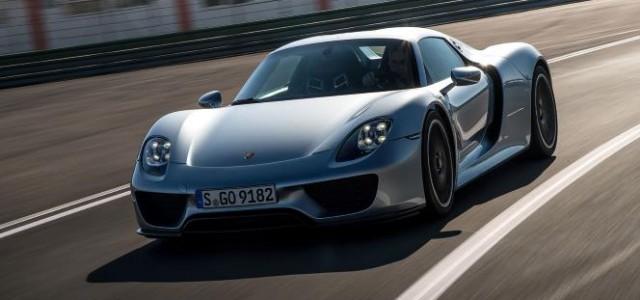¿Es el Porsche 918 Spyder más rápido que un Bugatti Veyron?