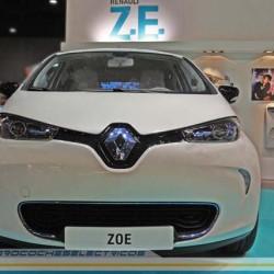 El Renault ZOE, mejor coche eléctrico del año por debajo de 20.000 libras