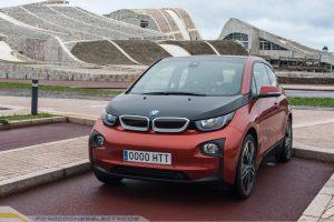 Prueba: La autonomía real del BMW i3